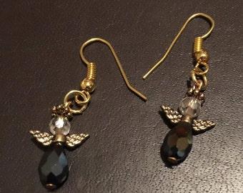 Earrings - Tiny Angels