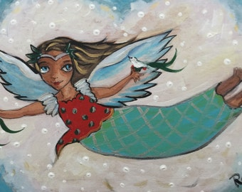 Childrens Mermaid Angel