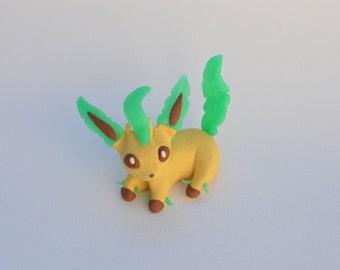 Leafeon figurine - Pokemon