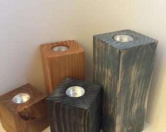 Reversible Candle / Tea Light Base