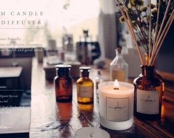 Sim Candle & Diffuser