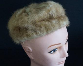 Best & Co Vintage Mink Fur Hat