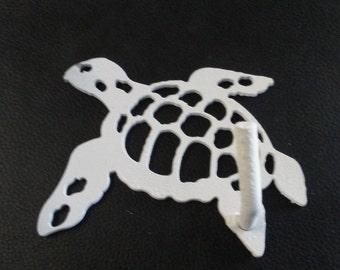 Sea Turtle Towel Hook