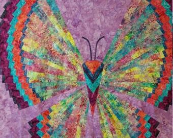 Purple Paradise Butterfly