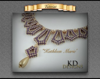 "Tutorial/pattern for ""Kathleen Marie"""