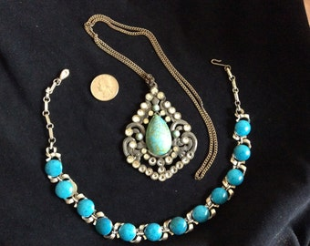Vintage Necklaces of the 1960's