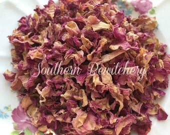 PINK ROSE PETALS Herb 1 ounce