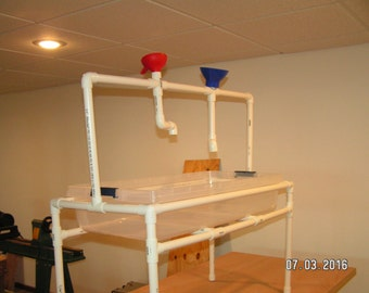 Kids sand/water play table