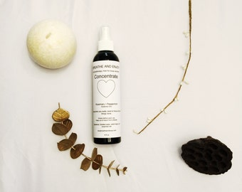 Concentrate Aromatherapy Spray