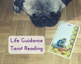 Life Guidance / Advice Tarot Reading -  Intuitive Psychic Divination Cartomancy (PDF by Email)