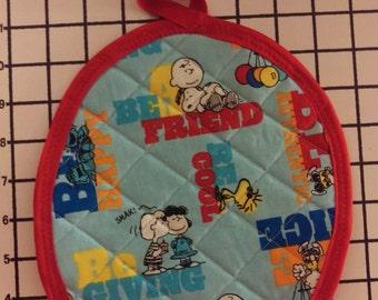 Peanuts Hot pad