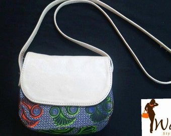 African Textile Purses