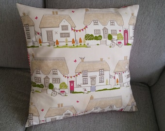 Country Cottage Cushion