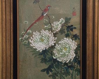 Nice Chinese bird painting