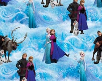 Disney Frozen Character Scenic From Springs Creative