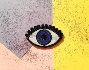 Patch patch eye eye