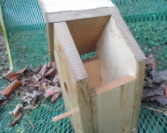 Birdhouse Cleanable