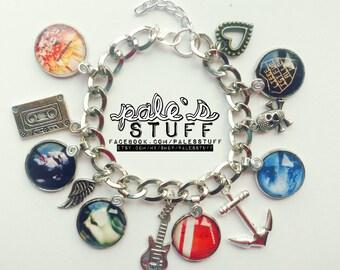 RAMMSTEIN's Discography Bracelet