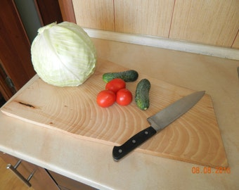 Beech EDGE grain cutting board