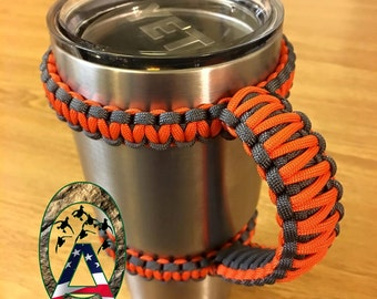 20oz and 30oz Yeti Handles (Orange color combos)