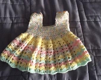 American Girl doll size dress