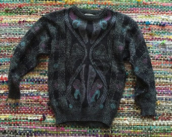 Grey Matter Sweater