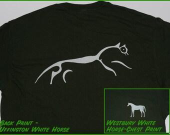White Horses (Westbury & Uffington)