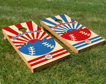 Philadelphia Phillies Cornhole Board Set