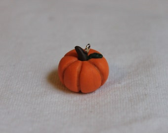 Autumn Pumpkin charm