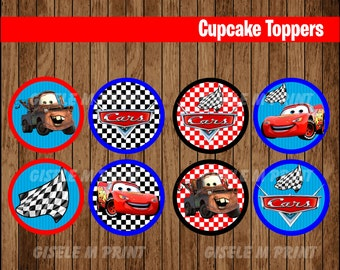 Cars Party Favors Etsy