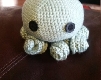 Olivia the Octopus