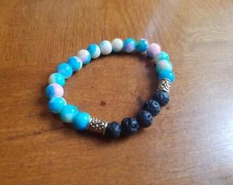Watercolor Bracelet