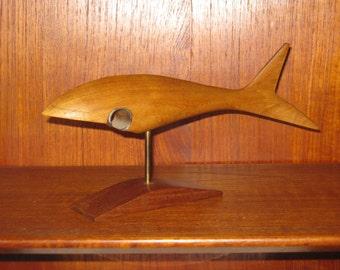 Bottle opener made of teak wood from 1960s - bottle opener made of teak wood from 1960 s