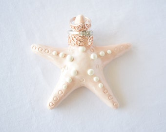 Starfish Ring Holder