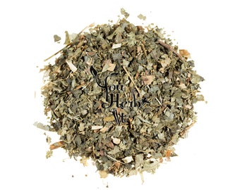 Witch Hazel Dried Loose Leaves Herb Herbal Tea - Buy Any 2x50g Get 1x50g Free!