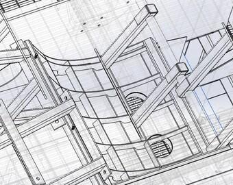 CAD Drafting - Reverse Engineering