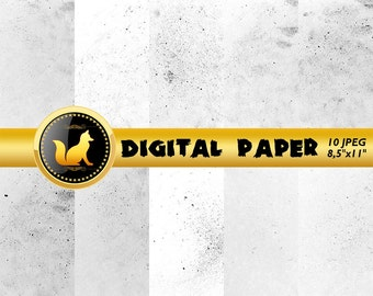 White Splash Background,Kraft Sepia Digital Paper,Splash Scrapbook Paper,Vintage Background,digital paper,White Background,scrapbook paper