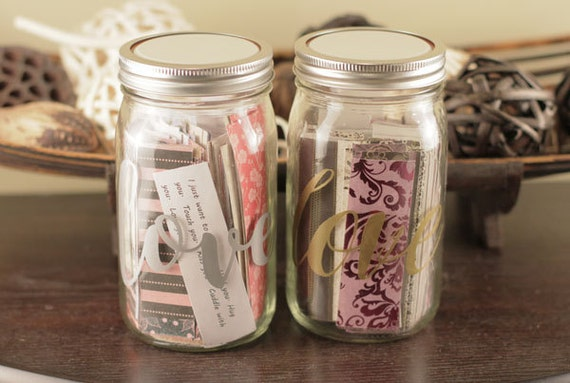 365 days love notes jar sweetheart quotes romantic