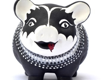 Kiss Rock Band Piggy Bank, adult Piggy Bank, personalized Piggy Bank, Musicians Piggy Bank, Collectionist, Ceramic, perfect gift, cool, cute