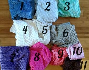 Semi-Custom Lap Blanket
