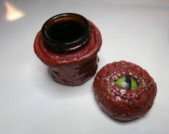 Red Dragon Eye Jar