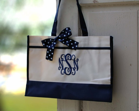 Personalized Embroidered Totes