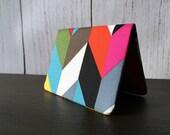 Card Wallet - Ziggy Chevron