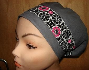 New Marietta Euro Style Medical Surgical Scrub Hat Vet Nurse Chemo Hat