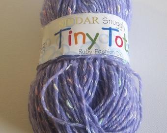 1 skein of Sirdar Tiny Tots Baby Fasion DK yarn destash