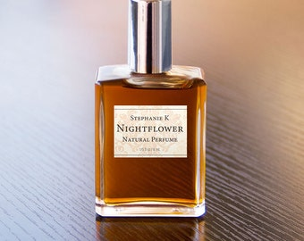 Nightflower, an all Natural Perfume