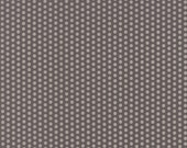 Sundrops - Dotted in Dark Taupe: sku 29016-25 cotton quilting fabric by Corey Yoder for Moda Fabrics - 1 yard