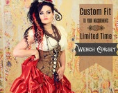 Custom Fit To You Wench Corset