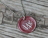 Personalized Initial Necklace, Letter Necklace, Initial Jewelry