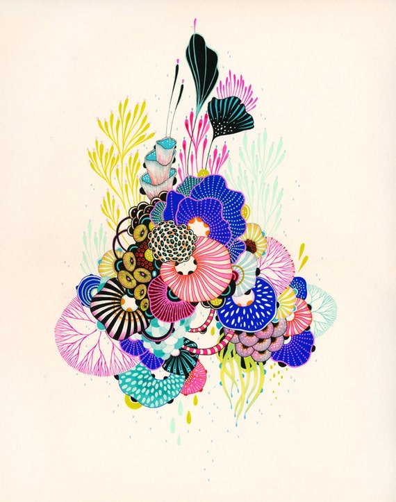 Fine Art Print - Tincture - Archival Art Print